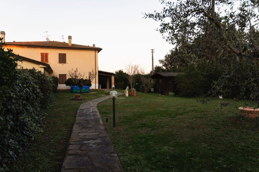 Ref. 20 Tuscan House
