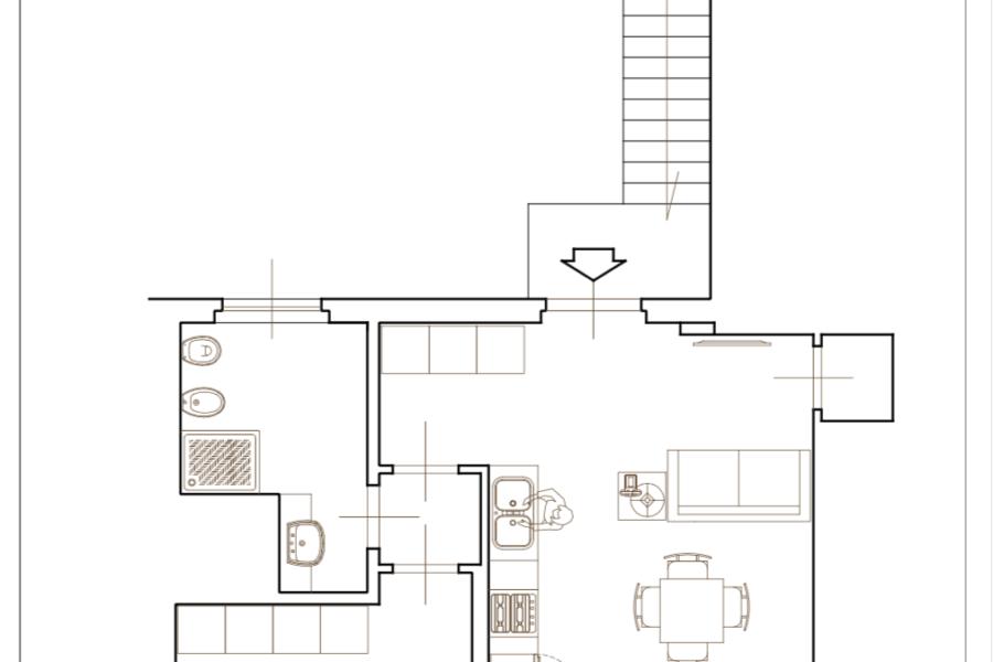 Rif. 02 Appartamenti nuovi da arredare